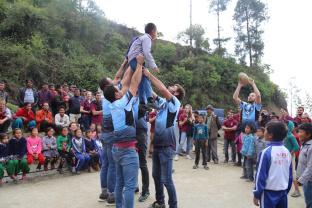 International Volunteering Program